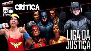 🎬 Liga da Justiça - Crítica - Irmãos Piologo Filmes