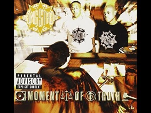 Gang Starr feat. Inspectah Deck - Above The Clouds (Chopped & Screwed) by DJ Grim Reefer
