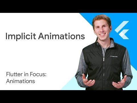 Animation Basics with Implicit Animations