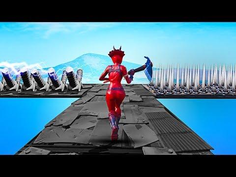 WORLDS HARDEST TROLL ESCAPE CHALLENGE in Fortnite Battle Royale!