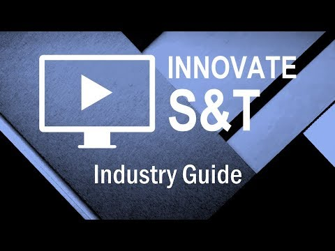 Innovate S&T: Industry Guide