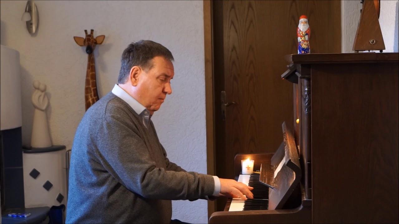 Alte deutsche Weihnachtslieder (improvisiertes Medley) - YouTube