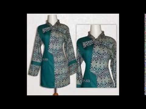 082325081372  Konveksi seragam batik pramugari  baju batik