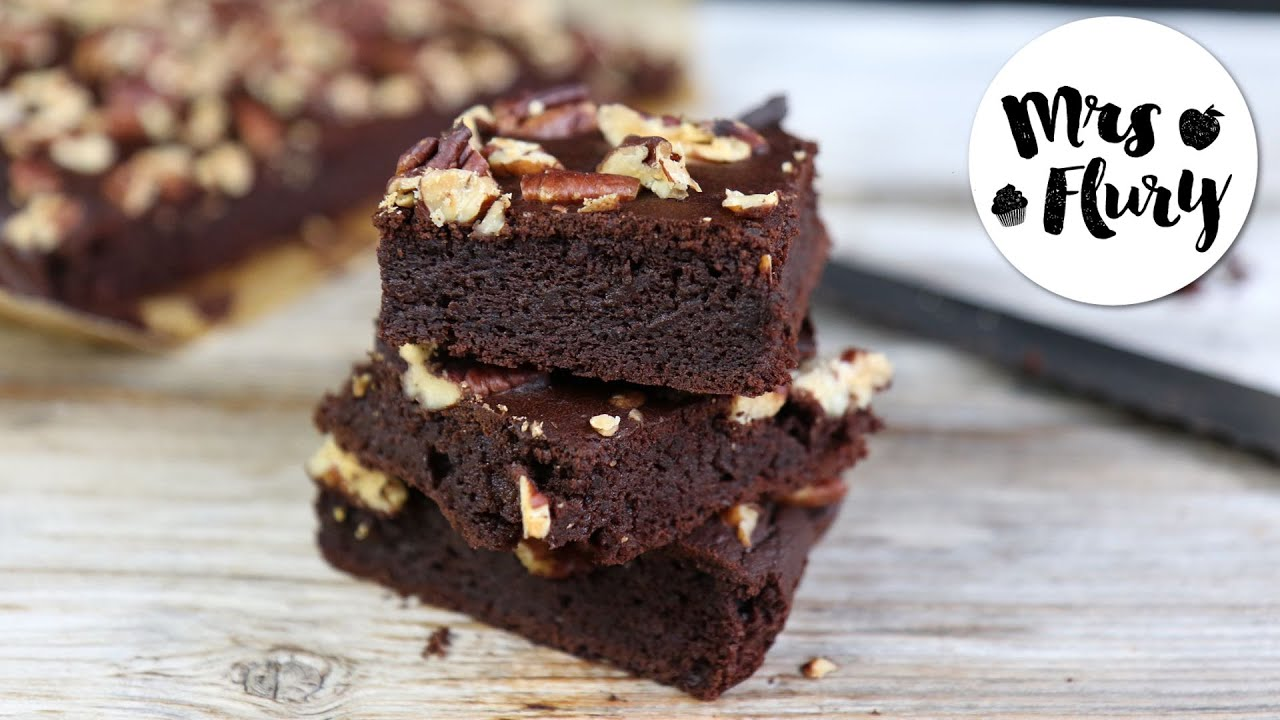 Cake Like Vegan Brownies