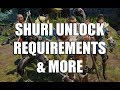 Shuri Unlock Requirements & More - Marvel Strike Force