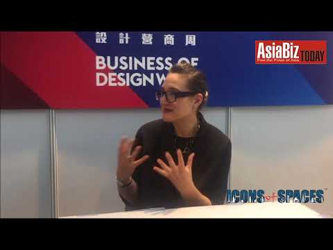 BoDW 2017 - Tina Norden, Director - Conran and Partners, United Kingdom