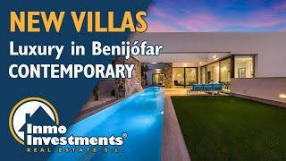 Luxury new build villa in spanish village - Costa Blanca