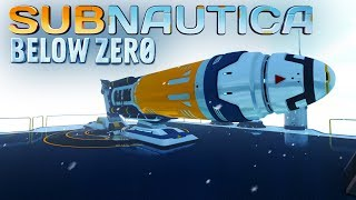 Subnautica Below Zero #06 | Exchanger Rocket zur Vesper schicken | Gameplay German Deutsch thumbnail