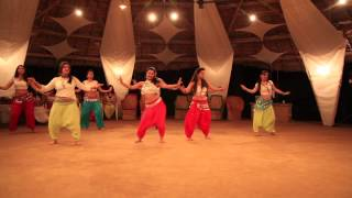 BANJARA SCHOOL OF DANCE/NEON HAFLA/BELLYWOOD BATTLE/IMPROVERS 1/GROUP 2