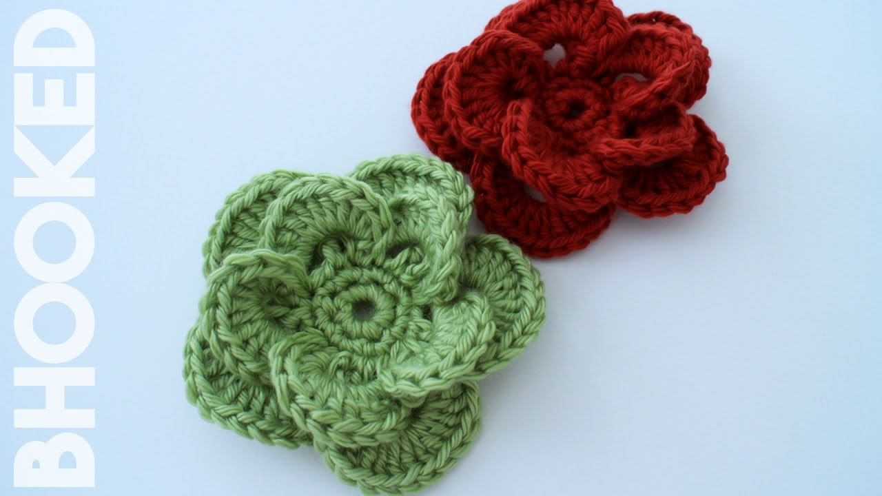 20 Free Patterns for Crochet Flowers & What to Do with Them | | 720x1280