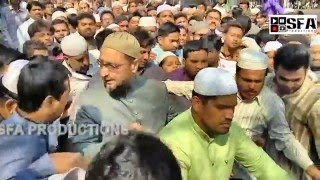 Asaduddin Owaisi on his Bike - Watch Full Video(Share, Subscribe ,Like and comment Fan page - https://www.fb.com/SFAProductions Website - http://sfaproductions.in/ Shaik Faiyaz Ahmed ..., 2016-01-15T15:28:02.000Z)