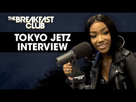 Tokyo Jetz Talks New Album 'Bonafide', Early Freestyles, What Kind Of Man She Wants + More