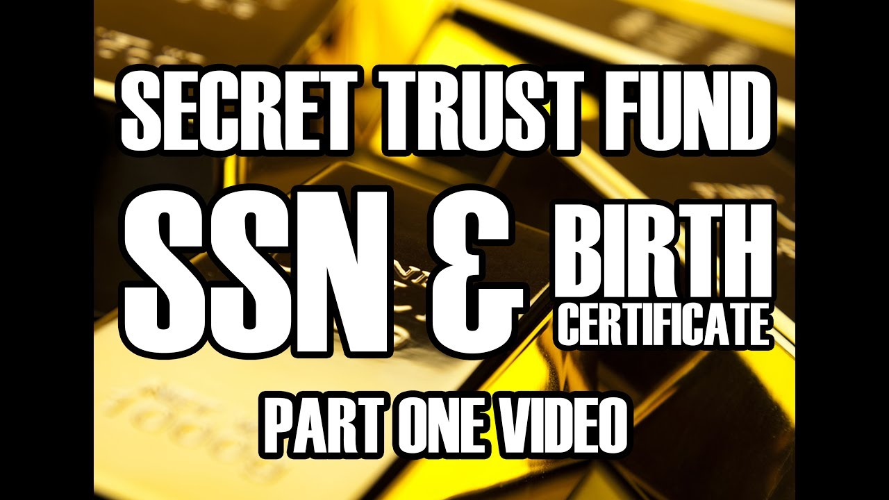 Secret trust fund ssn birth certificate fisher tank secret trust fund ssn birth certificate fisher tank harvey heather part 1 xflitez Image collections