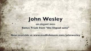 John Wesley - an elegant mess - bonus track from the lilypad suite