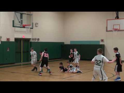 WBA 5th Grade Boys V Newton 2/26/17