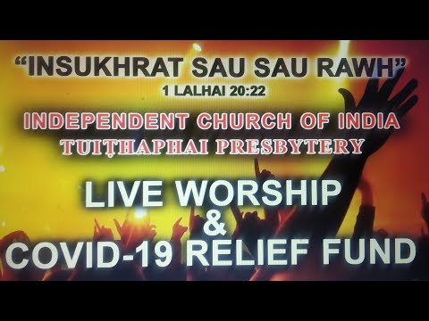 Online Worship & Covid-19 Relief Fund