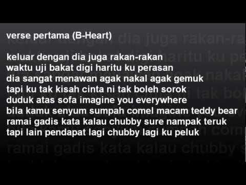 3 Penjuru 1 Permata - Terukir Di Bintang (Lyrics Video)