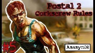 #5 Postal 2: Corkscrew Rules - Walka z sekciarzami i wizyta u delegata [Let's Play PL]