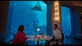 A Holiday To Fall In Love With | Atlantis, The Palm