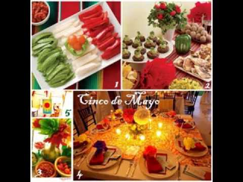 Diy Mexican Party Decoration Ideas