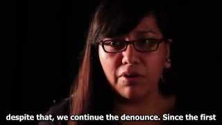 State and sexual torture in Mexico. Testimonials Atenco