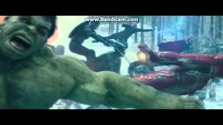 Avengers Live action intro- Fight As One