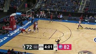 Kennedy Meeks, DeAndre Daniels  Highlights from Agua Caliente Clippers vs. Raptors 905
