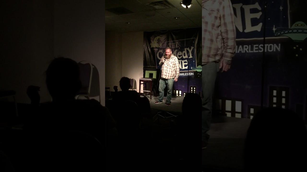 Shaun Murphy-The Comedy Zone Charleston Wv
