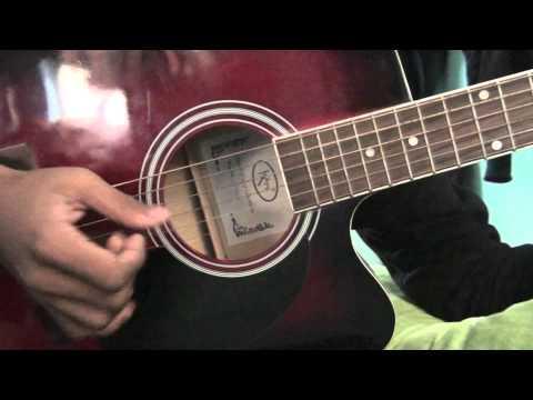 Bachana by Bilal Khan Intro Tutorial (Acoustic Guitar Lesson)