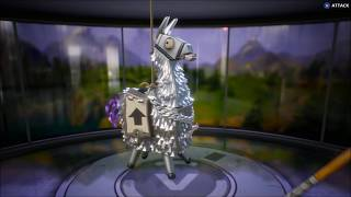 Fortnite Surprise Llama Skin Change Reward Epic Weapon