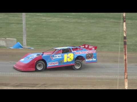 37. Baker at Crystal Motor Speedway Test and Tune, 04-09-17