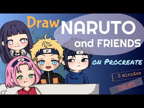 What if Sakura&Hinata were babies !?(part 2) [Sasusaku] [Naruhina]💥 from YouTube · Duration:  5 minutes 1 seconds