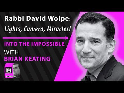 Rabbi David Wolpe: Hanukkah Lights, WebCamera, Miracles! 🕎🕎🕎