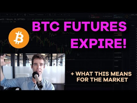Bitcoin Futures Expire! CoinCheck Exchange Hacked, Robinhood Adds Trading, Reversing FUD - Ep 132