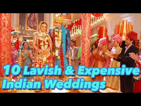 10 Richest Indian Weddings | Big Fat Indian Weddings
