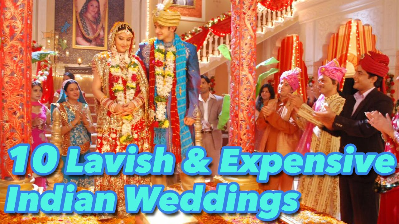 10 Richest Indian Weddings