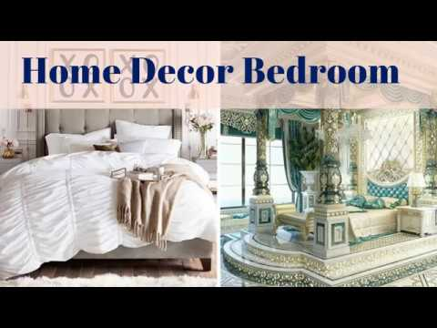 Home Decor Bedroom Ideas - Home Decoration Bedroom Ideas