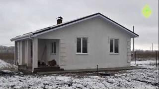 Недорогой, компактный и тёплый канадский дом.mpg(Панельно-каркасный дом по канадской технологии от компании