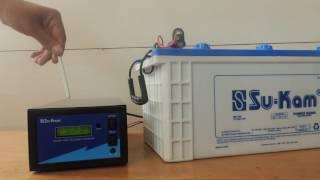 Wie Sie Ihre Batterie AH | Su-Kam-Smart-Batterie-Ladegerät