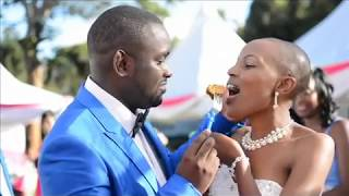 Ephantus & Joy 'Kawira' wedding