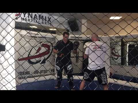 Visiting Dynamix Martial Arts - Santa Monica