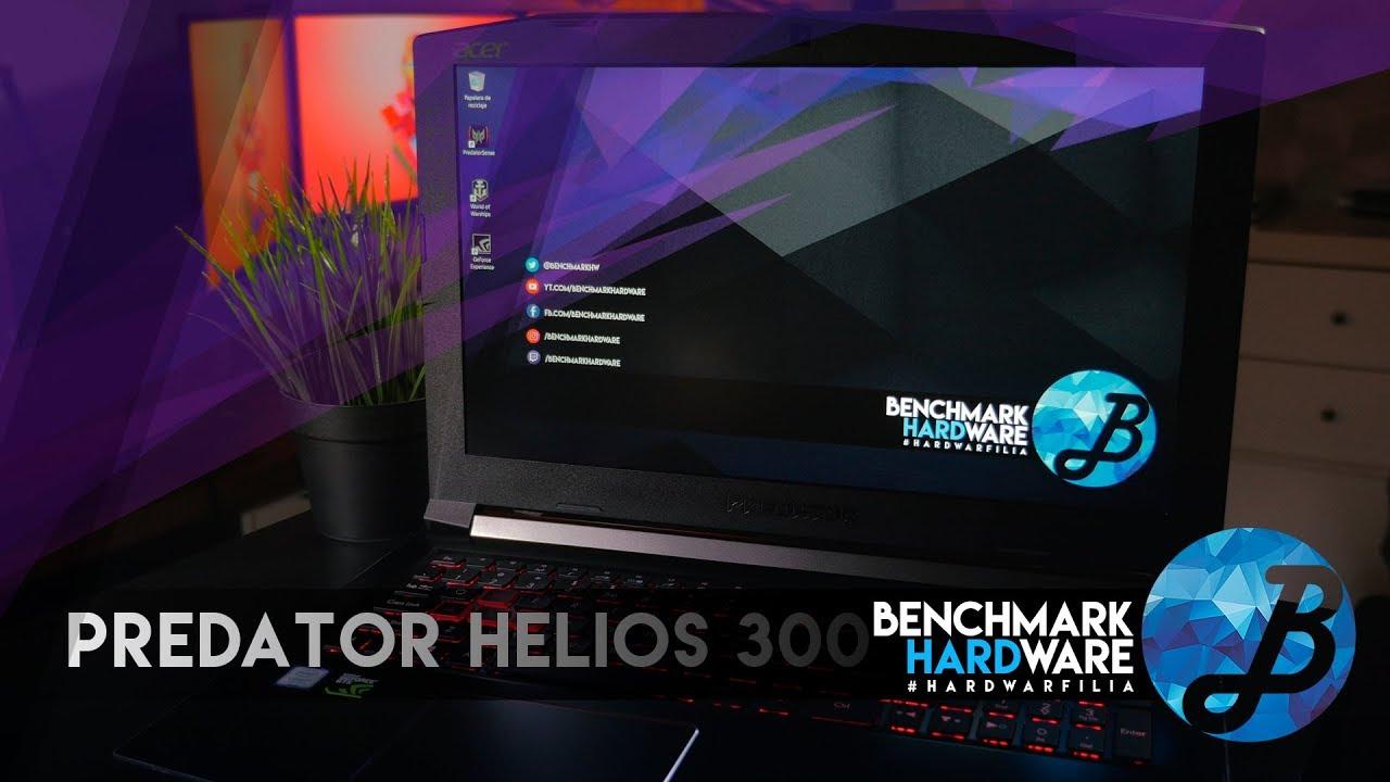 Acer Predator Helios 300 - Análisis