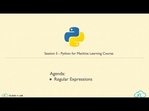 Python For Machine Learning Course - Session 5