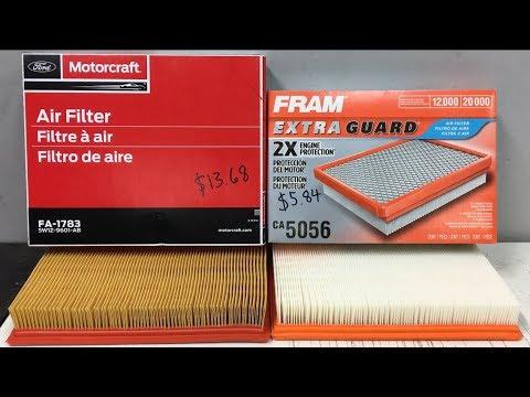 New OEM Ford Motorcraft Air Filter FA7R