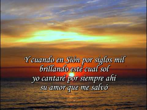 Sublime Gracia, Amazing Grace Spanish