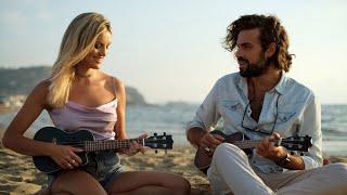 A un paso de la luna- Rocco Hunt & Ana Mena // DAUDIA acoustic duet spanish version