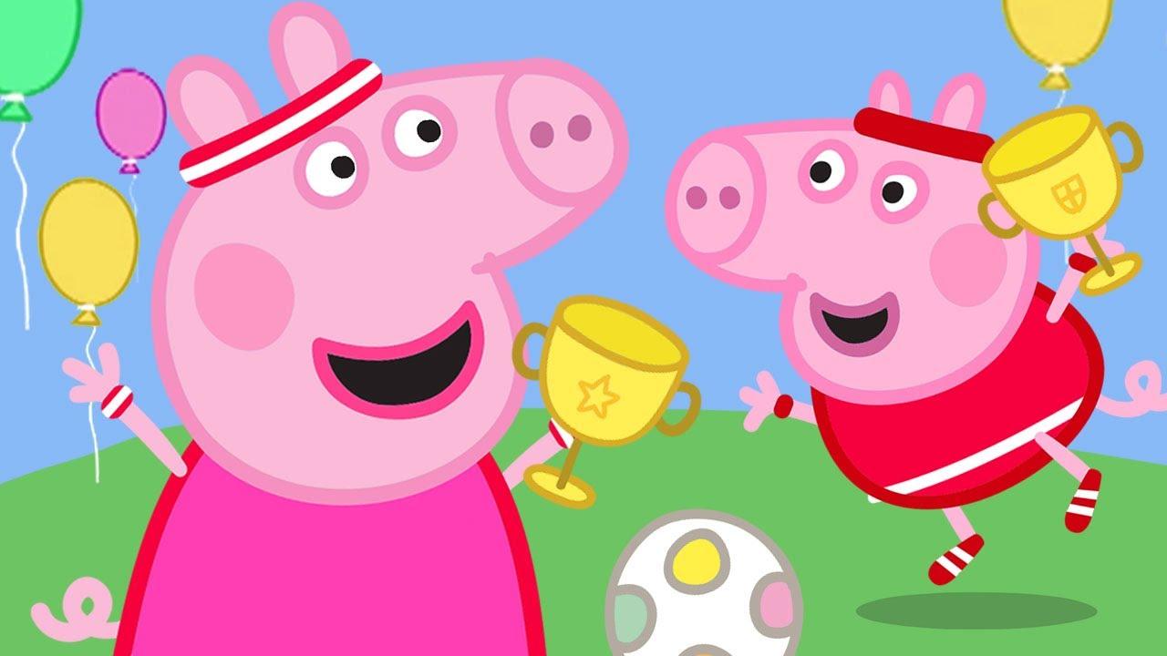 Bing Bong Champion | Peppa's Adventure | Peppa Pig Songs | Peppa Pig Nursery Rhymes & Kids Songs