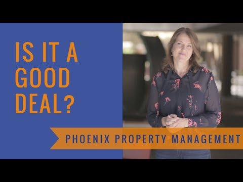 Is It a Good Deal? Tips to Consider When Buying Investment Property in Phoenix, AZ