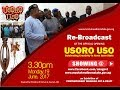 Re broadcast of the official opening usoro uso mp3