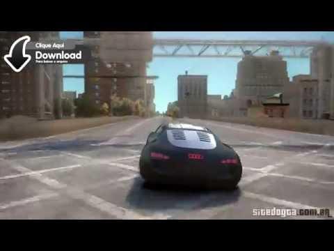 Audi RSQ Concept - GTA IV Mod